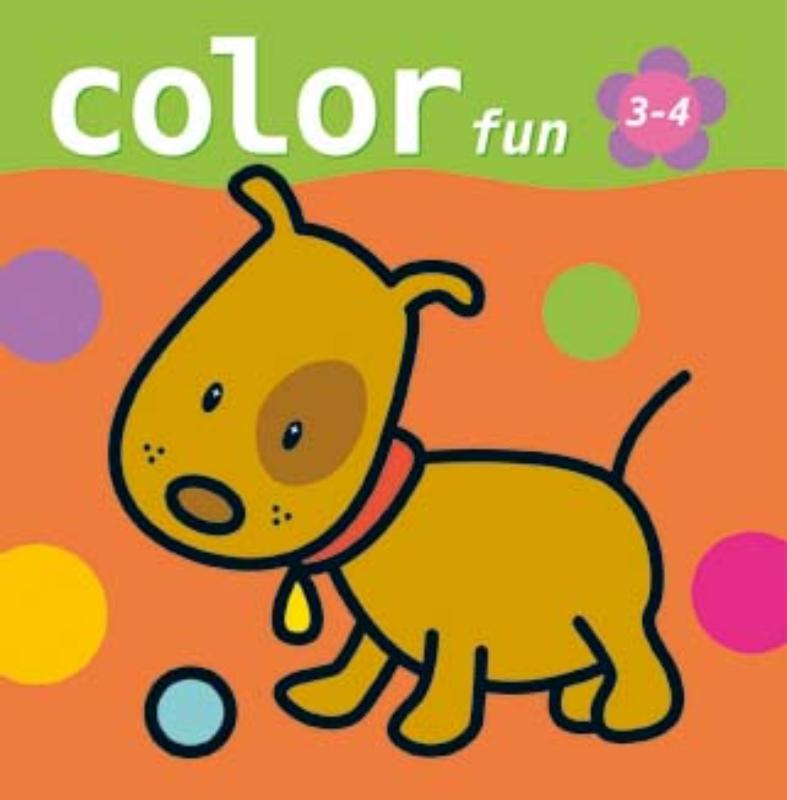 Color Fun 3-4 jaar