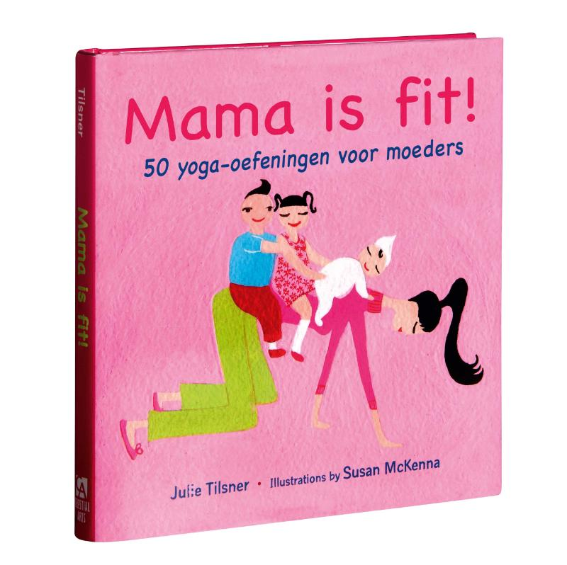 Mama is fit!