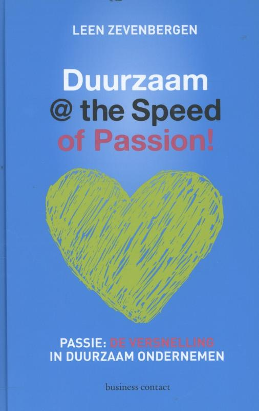Duurzaam at the speed of passion