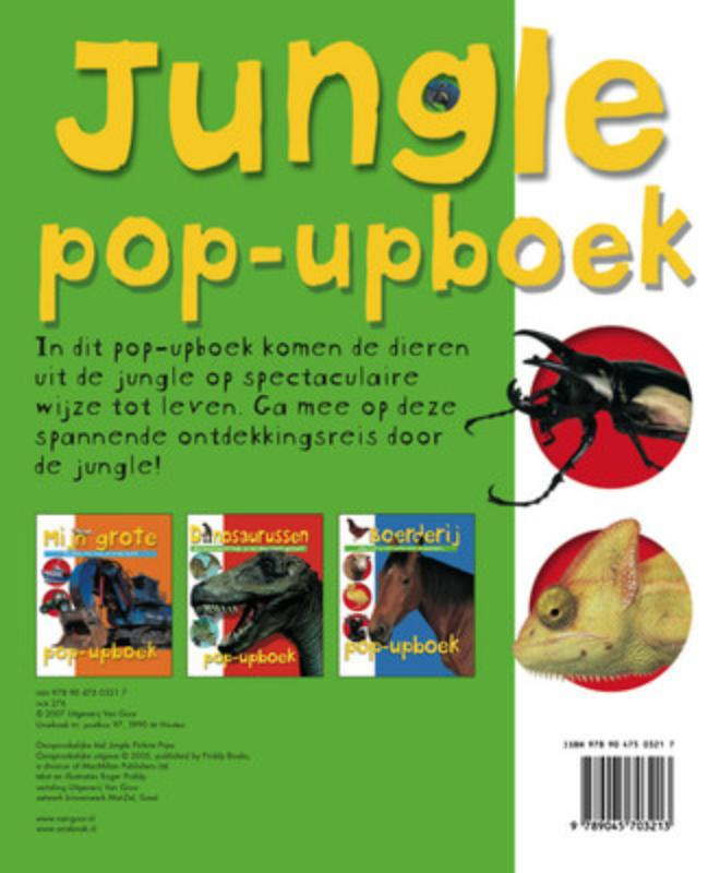 Jungle pop-upboek image