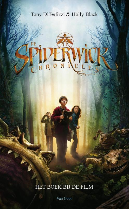 De Spiderwick Chronicles
