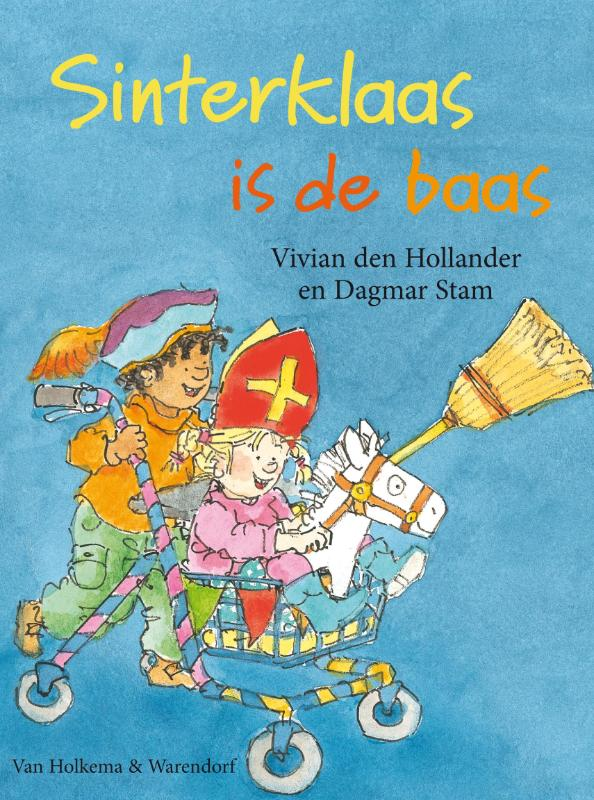 Sinterklaas is de baas