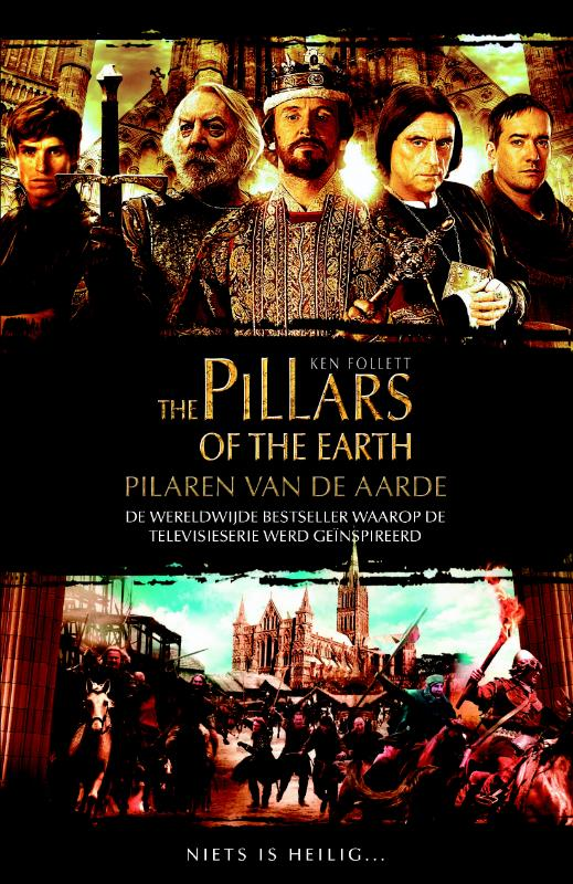 Pilaren van de aarde Pillars of the earth