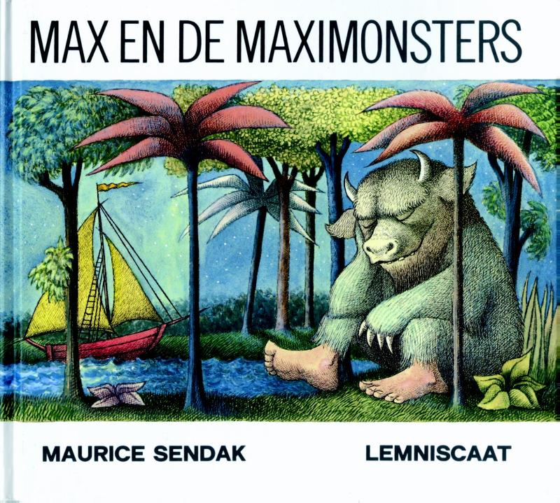 Max en de Maximonsters (5 ex)