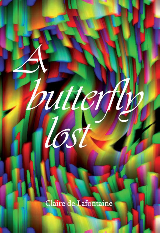 A butterfly lost