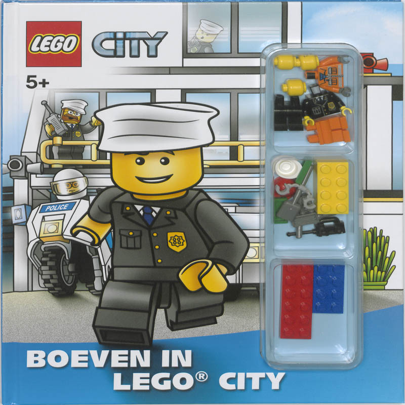 Boeven in LEGO CITY