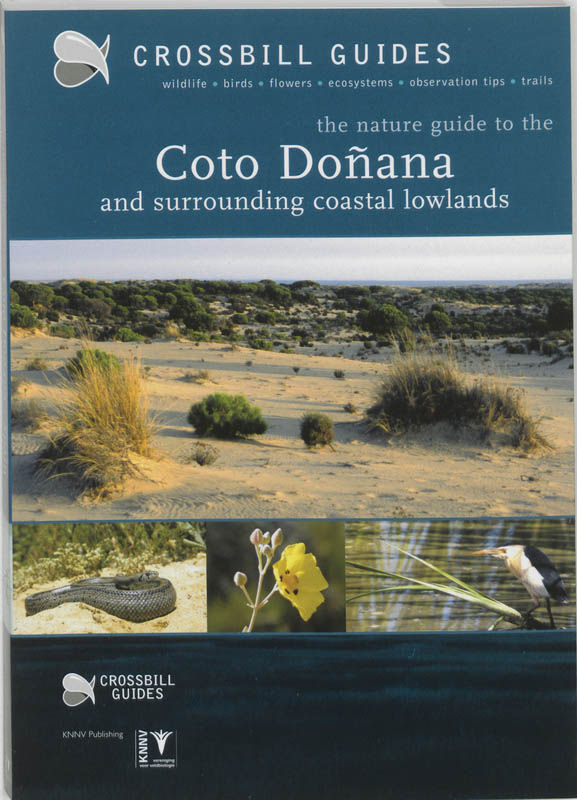 The nature guide to the Coto Donana