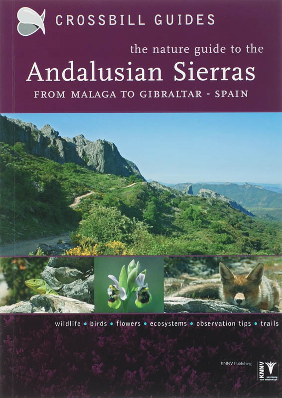The nature guide to the Andalusian Sierras