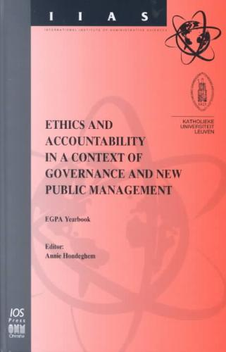 Ethics and Accountability in a Context of Governance and ...