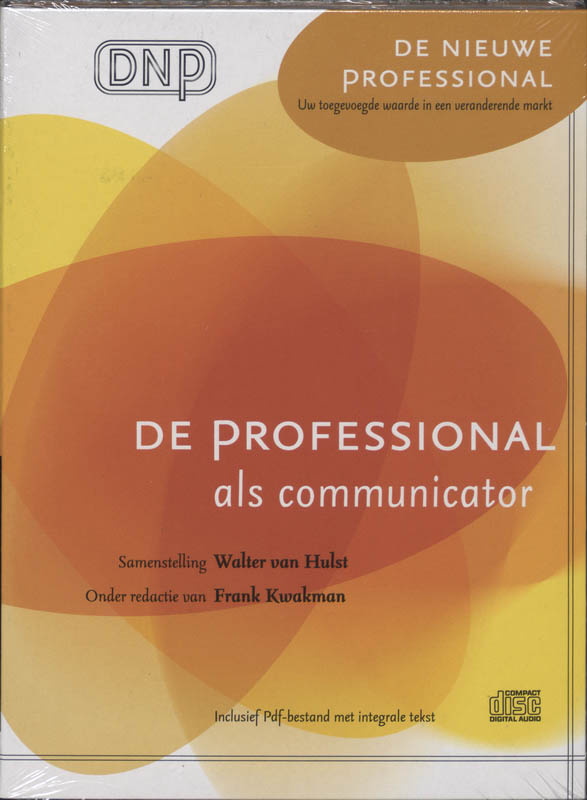 De professional als communicator