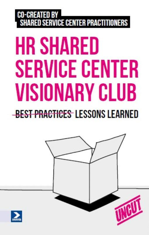 HR shared service centers visionary club