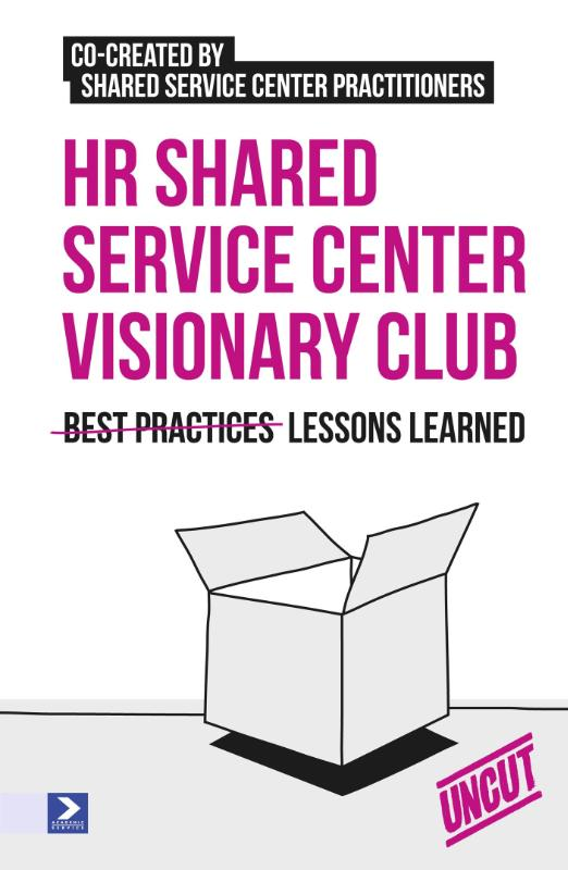 HR shared service center visionary club