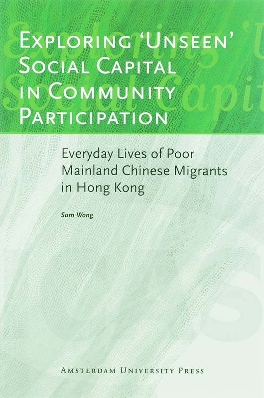 Exploring 'Unseen' Social Capital in Community Participation