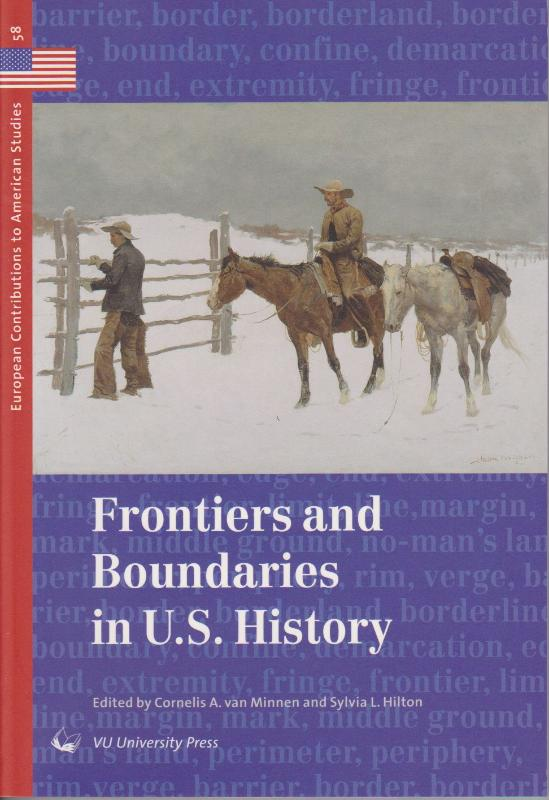 Frontiers and boundaries in U.S. history