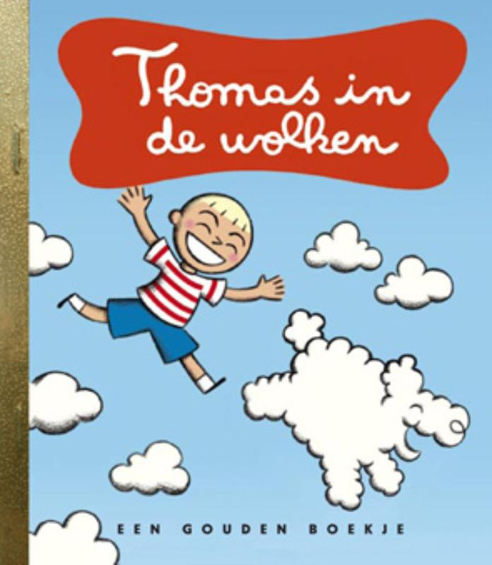 Thomas in de wolken set 2 ex