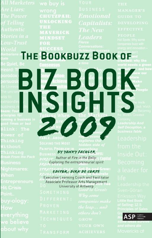 The Bookbuzz Book of Bizz Book Insights 2009