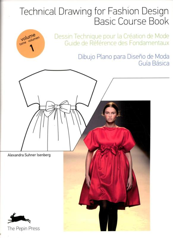 Technical Drawing for Fashion Design