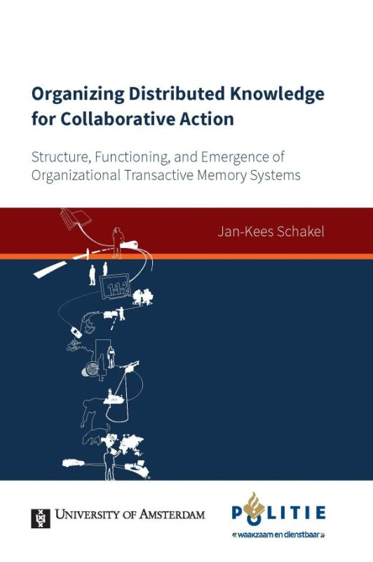 Organizing distributed knowledge for collaborative action