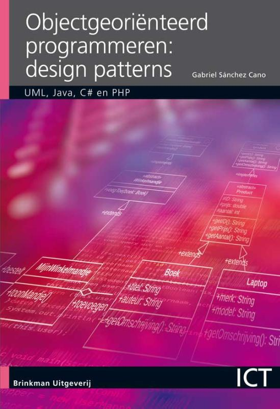 Object georiënteerd programmeren, design patterns