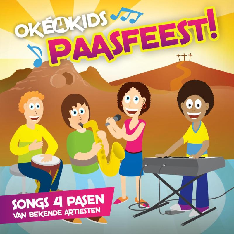 Paasfeest! - Oke4kids