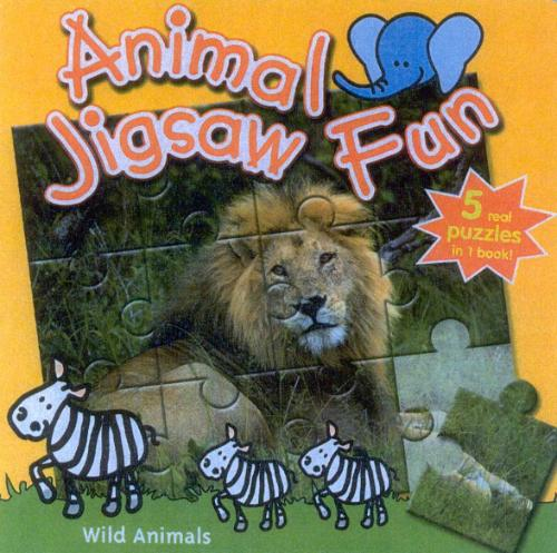 Animal Jigsaw Fun