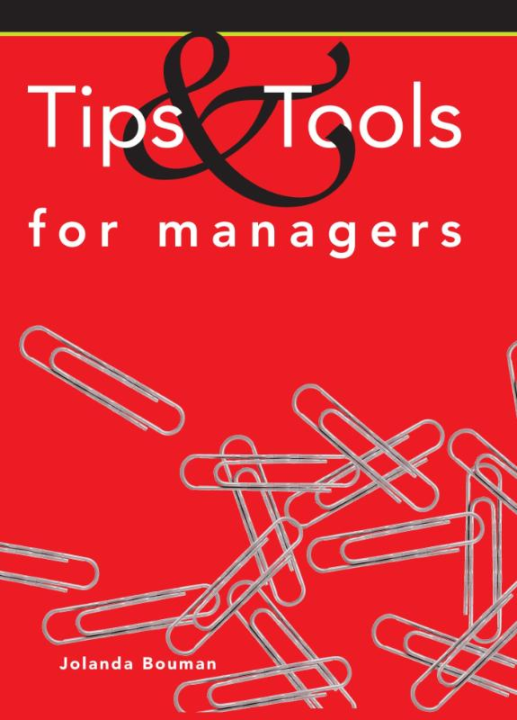 Tips & tools for managers