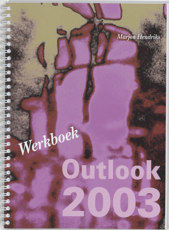 Werkboek Outlook 2003