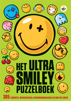 Het ultra smiley puzzelboek