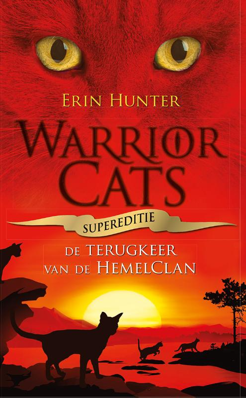 Warrior Cats - Supereditie - Terugkeer van de HemelClan