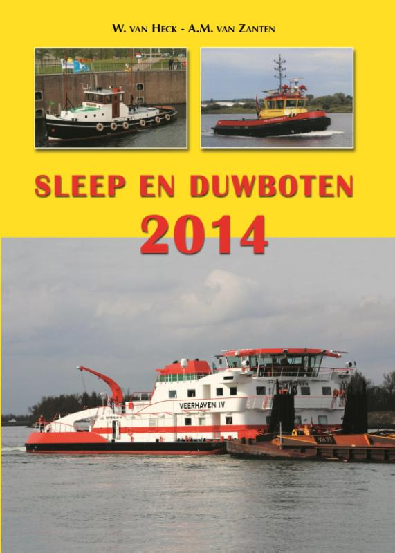Sleep en duwboten
