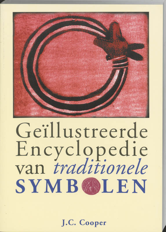 Geillustreerde encyclopedie van traditionele symbolen