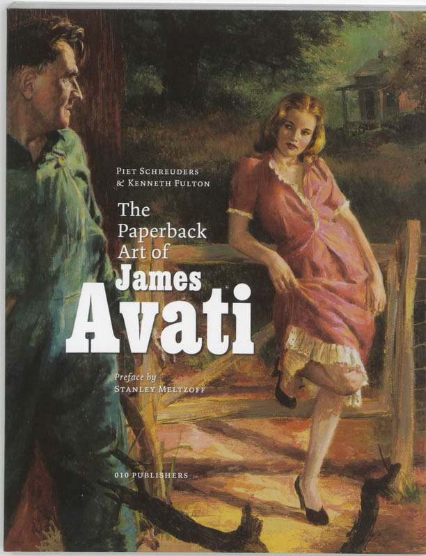 The Paperback Art of James Avati