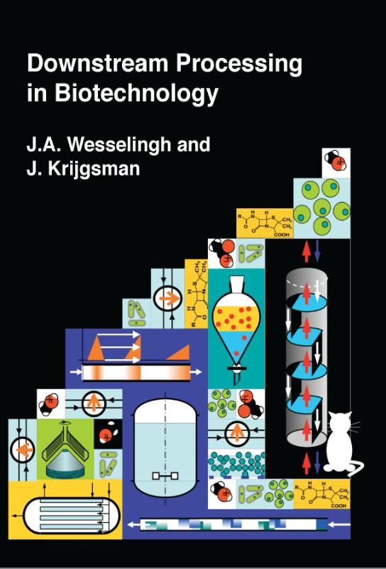 Downstream processing in biotechnology