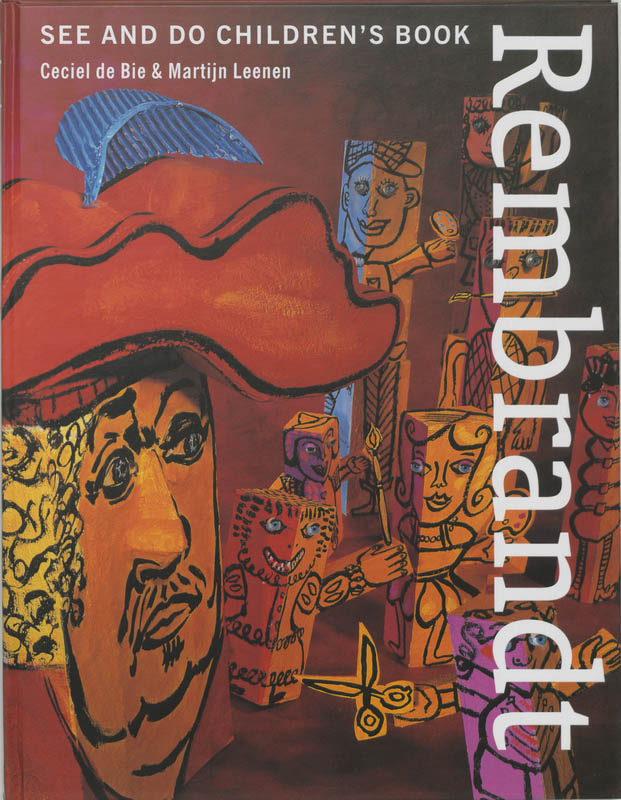 Rembrandt - see and do children's book