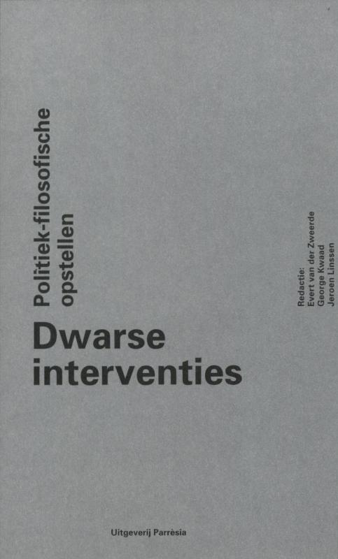 Dwarse interventies