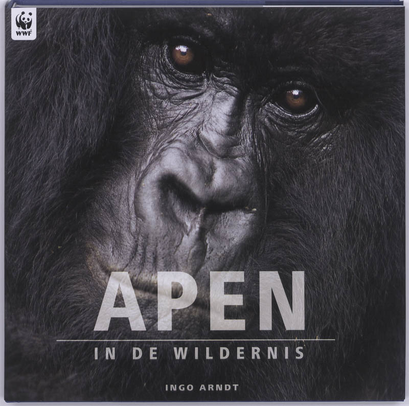 Apen in de wildernis