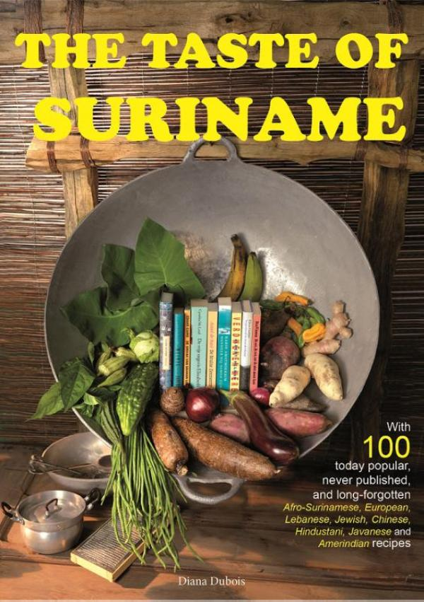 The taste of Suriname