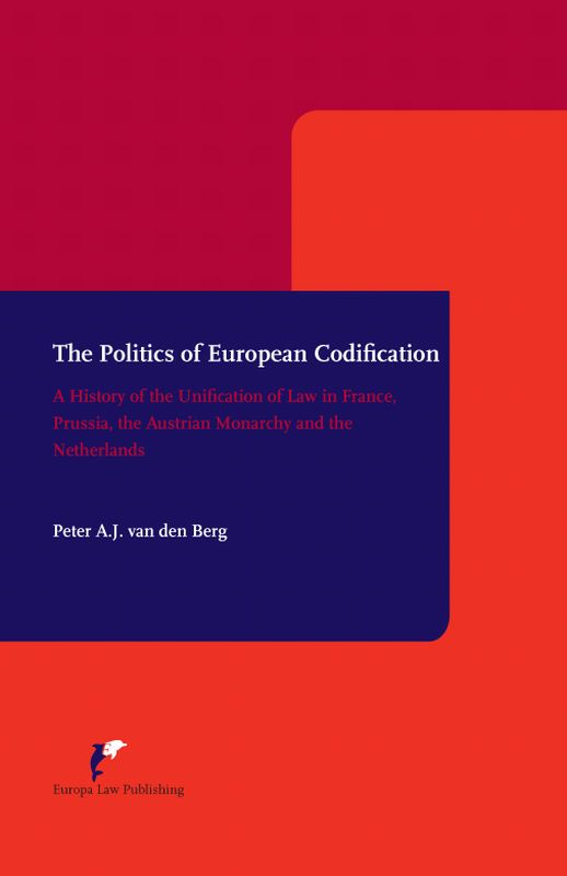 The Politics of European Codification