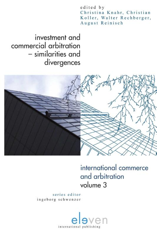 Investment and commercial arbitration