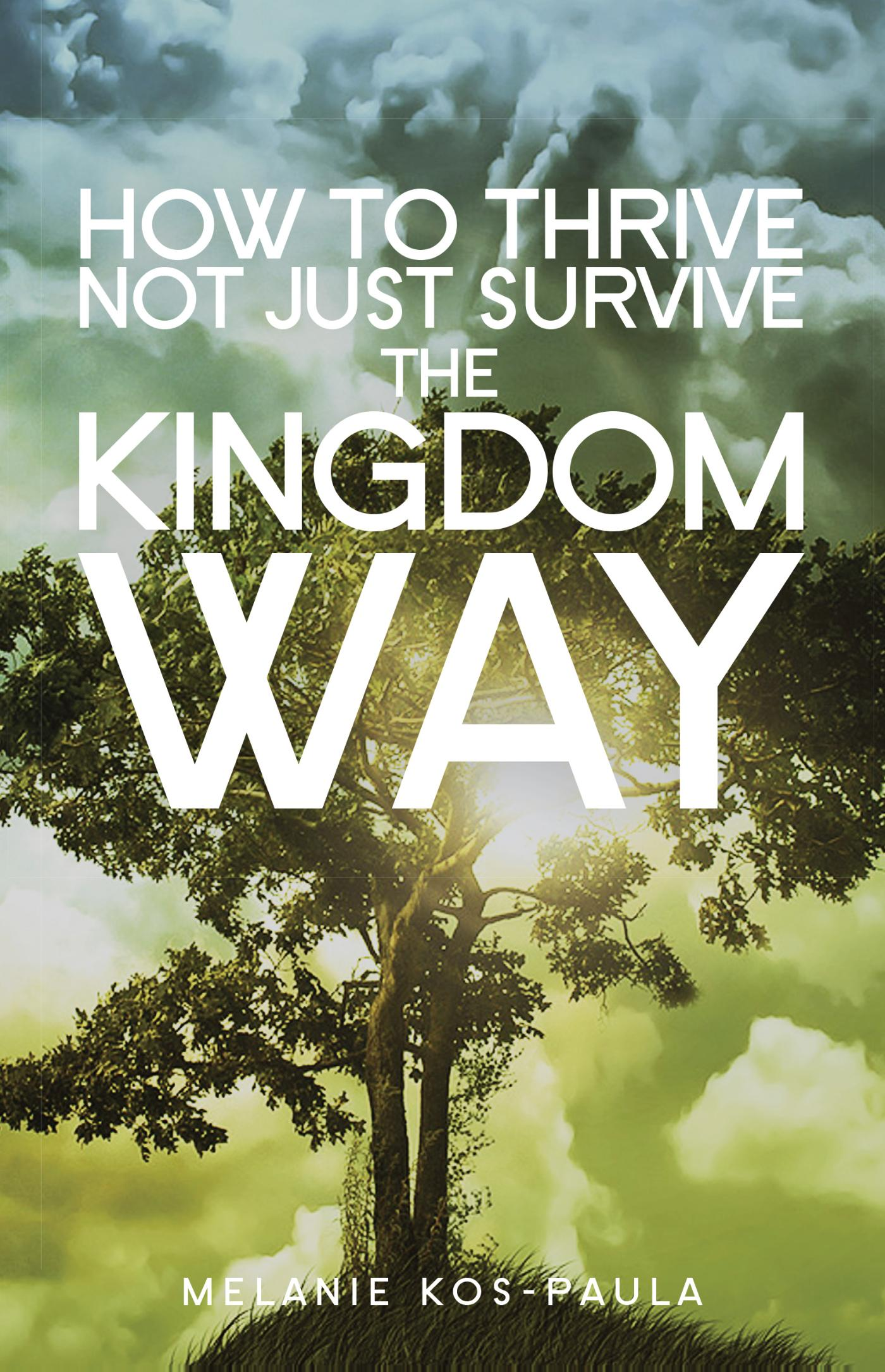 How to thrive not just survive the kingdom way