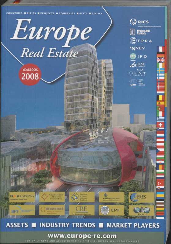 Europe Real Estate Yearbook