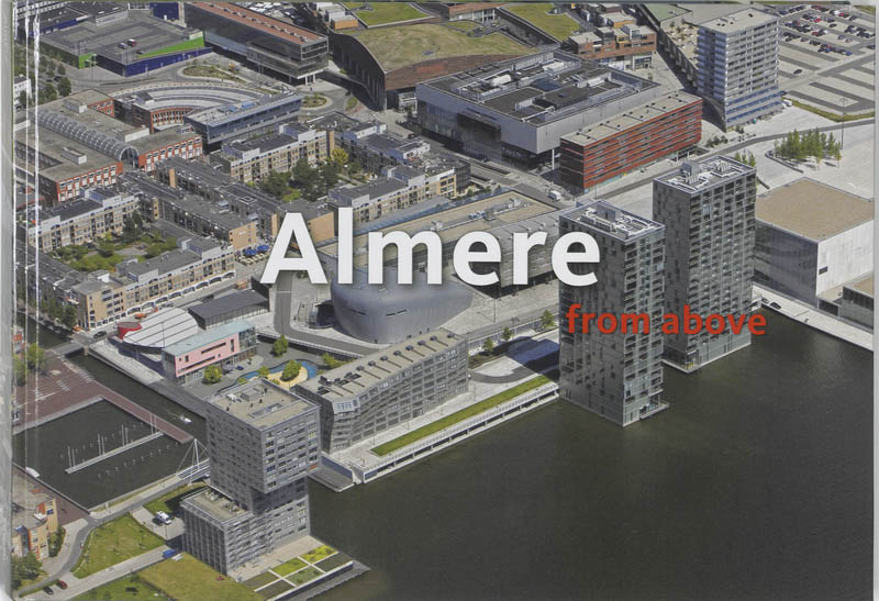 Almere from above