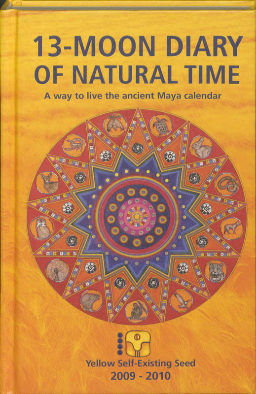 13-moon diary of natural time
