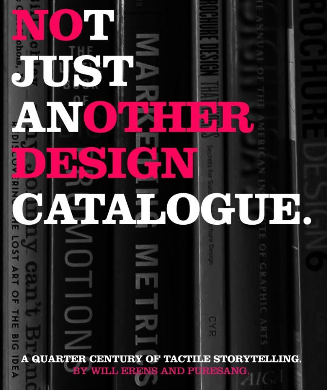 Not just another design catalogue