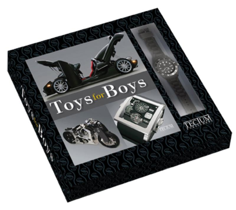 Toys for Boys gift box