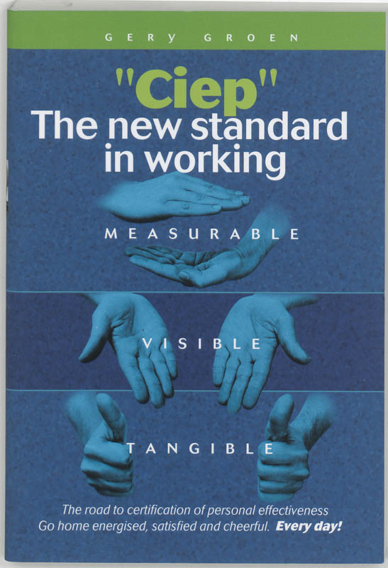 CiEP - The New Standard in Working