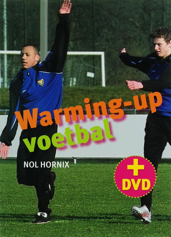Warming up voetbal