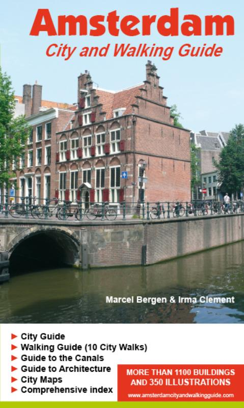 Amsterdam City and walking guide