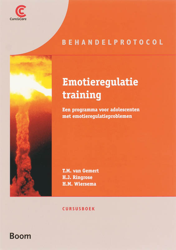 Cursusboek emotieregulatietraining