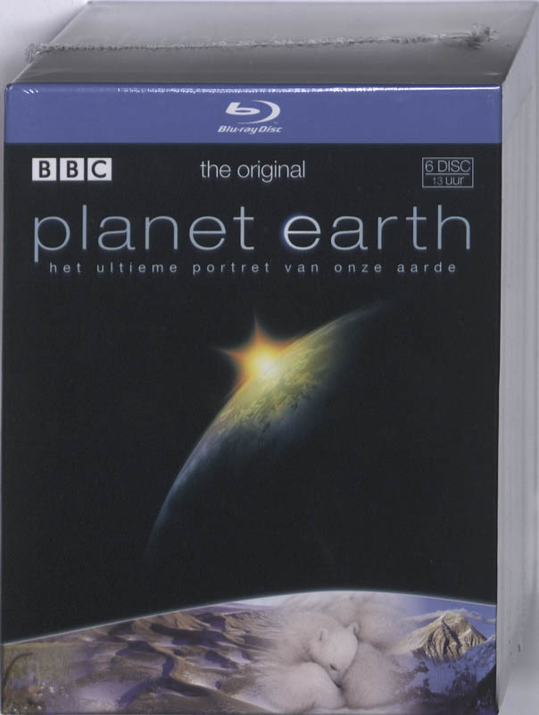 Planet Earth 6 Blu Ray Box (Nieuwe Slipcase)